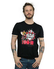 Tom And Jerry hombre Tomic Energy Camiseta