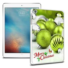 NATALE CUSTODIA COVER resistente per vari APPLE IPAD TABLET - design 24