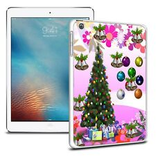 NATALE CUSTODIA COVER resistente per vari APPLE IPAD TABLET - Design 25