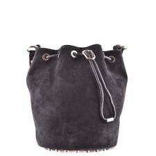 29422 ALEXANDER WANG BORSA A TRACOLLA DONNA NERO WOMEN'S BLACK SHOULDER BAG