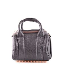 29418 ALEXANDER WANG BORSA A TRACOLLA DONNA NERO WOMEN'S BLACK SHOULDER BAG