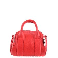 29400 ALEXANDER WANG BORSA A TRACOLLA DONNA ROSSO WOMEN'S RED SHOULDER BAG