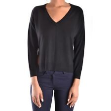 28137 PINKO T-SHIRT MANICA LUNGA DONNA NERO WOMEN'S BLACK LONG SLEEVES T-SHIRT
