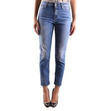29971 MELTIN'POT PANTALONI JEANS DONNA BLU WOMEN'S BLUE JEANS PANTS