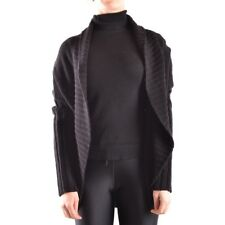 29807 TWIN-SET SIMONA BARBIERI CARDIGAN DONNA NERO WOMEN'S BLACK CARDIGAN