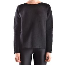 29803 TWIN-SET SIMONA BARBIERI MAGLIONE DONNA NERO WOMEN'S BLACK SWEATER