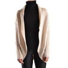 29784 TWIN-SET SIMONA BARBIERI CARDIGAN DONNA PANNA WOMEN'S CREAM CARDIGAN