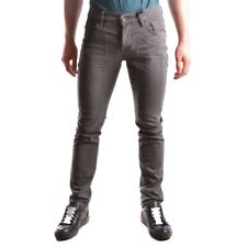 z336 JECKERSON PANTALONI JEANS COTONE UOMO MEN'S COTTON TURTLEDOVE PANTS