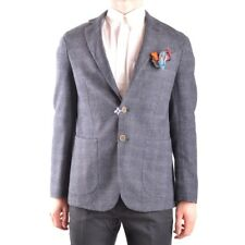z472 AT.P.CO GIACCA GRIGIA LANA UOMO MEN'S WOOL GRAY JACKET