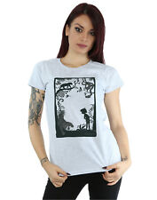 Disney mujer The Jungle Book Silhouette Poster Camiseta