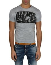 bn780 DSQUARED T-SHIRT UOMO MEN'S T-SHIRT