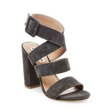 bn283 STEVE MADDEN SCARPE TAUPE DONNA WOMEN'S TAUPE SHOES