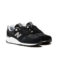 bn255 NEW BALANCE SCARPE NERO DONNA WOMEN'S BLACK SHOES