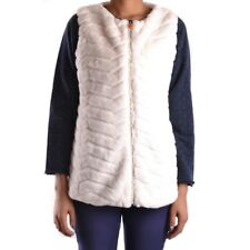 28834 SAVE THE DUCK GILET DONNA BIANCO WOMEN'S WHITE VEST