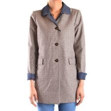 28383 PEUTEREY CAPPOTTO DONNA BLU WOMEN'S BLUE COAT