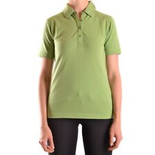 bc25290 EMPORIO ARMANI 7 POLO VERDE DONNA WOMEN'S GREEN POLO