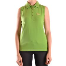 bc25288 EMPORIO ARMANI 7 POLO VERDE DONNA WOMEN'S GREEN POLO