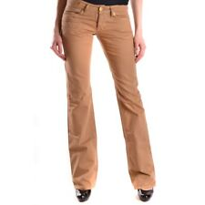 bc24482 PINKO JEANS MARRONE DONNA WOMEN'S BROWN JEANS