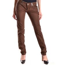 bc24481 PINKO JEANS MARRONE DONNA WOMEN'S BROWN JEANS