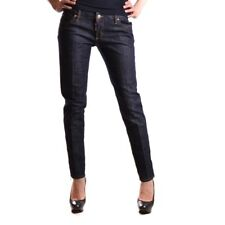 bc24288 DSQUARED JEANS BLU DONNA WOMEN'S BLUE JEANS