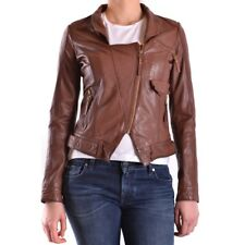 bc23212 PINKO GIACCA MARRONE DONNA WOMEN'S BROWN JACKET