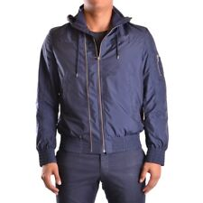 bc19628 NEIL BARRETT GIUBBOTTO BLU UOMO MEN'S BLUE JACKET