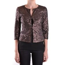 bc18302 LIU JO GIACCA MARRONE DONNA WOMEN'S BROWN JACKET