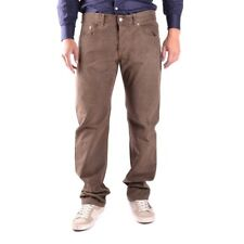 bc16883 COSTUME NATIONAL JEANS MARRONE UOMO MEN'S BROWN JEANS