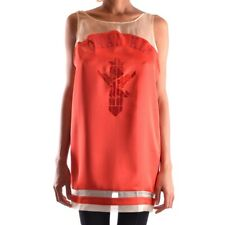 bc15856 YOHAN KIM TOP ROSSO DONNA WOMEN'S RED TOP