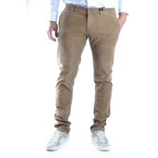 bc15458 SIVIGLIA PANTALONI MARRONE CHIARO UOMO MEN'S LIGHT BROWN TROUSERS