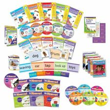 Your Child Can Read & My Baby Can Learn DELUXE ~&~ DISCOVER set NEW see pictures