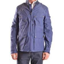 bc24943 BREMA GIUBBOTTO BLU UOMO MEN'S BLUE JACKET