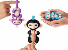 WowWee Finger Baby Monkey lings Creative Toy Electronic Pet 2017 Kid Xmas Gift