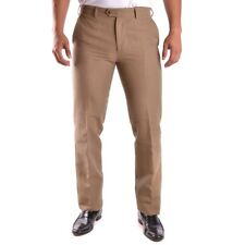 bc19701 ASPESI PANTALONI MARRONE CHIARO UOMO MEN'S LIGHT BROWN TROUSERS