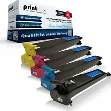 4x STAMPANTE CARTUCCE TONER PER DEVELOP INEO+ 250 251 - EASY Stampa Serie
