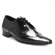Jeffery West Mens Escobar Brogue College Black UK Sizes [7-11]