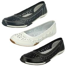 mujer Down To Earth Zapatos Planos ocasionales f3119