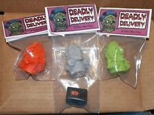 Deadly Delivery Halloween 3 Season Of Witch Resin Mini Resin Figures Retroband