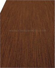 Wenge Wood Veneer Sheet / Flexible Veneer Sheet
