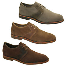 TIMBERLAND Brooklyn Parc Oxford Business hommes Chaussures à lacets basses Neuf