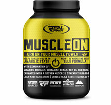 Real Pharm Muscle ON Weight Gainer Bulk - 2270g