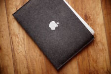 "BOLSA FUNDA Macbook Mac Air / PRO / Retina 13"" 15"" 11"" -simple Con Plateado"