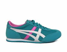Asics Onitsuka Tiger Women's MACHU RACER Heritage Shoes Algier's Blue DN353