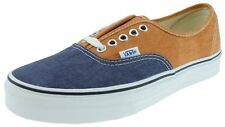 Vans AUTHENTIC Classics washed 2 tone peacoat golden ochre