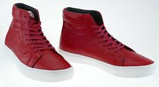 Vans sk8hi Cup Sample leather red