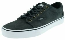 Vans KRESS Active waxed denim denim waxed Negro Gris 655421