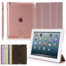 Smart Magnetica Astuccio Custodia in pelle per Apple Ipad 4 3 2 Air 2 Mini 9.7