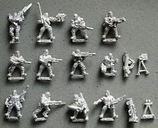 Citadel GW Warhammer 40k IMPERIALE catachiana GUARDIA Inc MORTAIO /