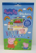 Kids Gift Over 700 Stickers Peppa Pig/ The Secret life of Pets/ Frozen/ Disnep P