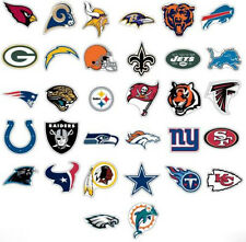 NFL Sticker / Aufkleber - American Football - Alle Teams